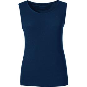 Schöffel Namur2 Naiset Hihaton paita , sininen